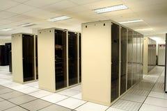 center data Arkivbild