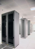 center data Arkivbild