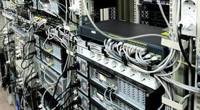center företags data Arkivbild