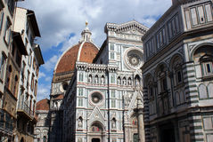center florence Royaltyfri Bild
