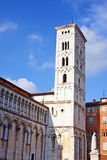 Center of florence Stock Photography