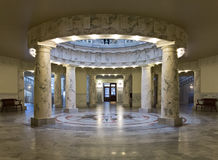 Center of the Idaho State Capitol building Stock Photography