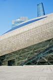 center international för finansguangzhou gzifc Fotografering för Bildbyråer