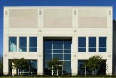 center kommersiellt kontor Arkivbilder