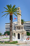 Center of Konak, Izmir province of Turkey Royalty Free Stock Photography