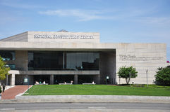 center konstitutionnational philadelphia Arkivfoton