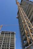 center konstruktionshandel Royaltyfri Fotografi