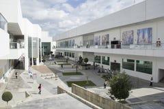 center kulturellt Arkivbilder