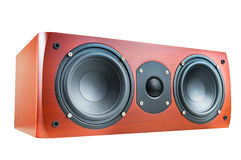 Center loudspeaker Royalty Free Stock Photos