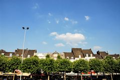 Center Maastricht, The Netherlands Royalty Free Stock Image