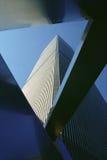 center ny handelvärld york Arkivbilder