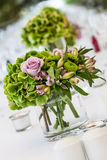 Center piece Royalty Free Stock Photo