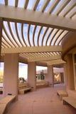 center saguarobesökare Royaltyfri Foto