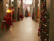 center shopping Royaltyfri Fotografi
