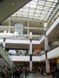 center shopping Arkivfoton