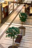 center shopping Fotografering för Bildbyråer