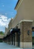 center shopping för konstruktion 2 Arkivfoto