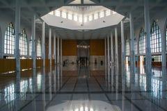Center Songkla Mosque Thailand. Beautiful Mosque in Songkla Thailand Stock Photo
