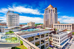 Center in the Square in Roanoke, Virginia Stock Photography