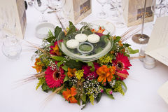 Center Table Royalty Free Stock Images