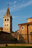 Center town of Oviedo Royalty Free Stock Photography