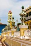 Center of Trinidad city Stock Image