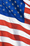 Centered American Flag Stock Images