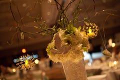 centerpiece флористический Стоковое Фото