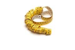 Centimeter Royalty-vrije Stock Foto