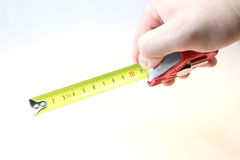 Centimeter. The tool for measurement of the sizes centimeter Royalty Free Stock Image