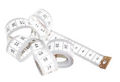Centimeter. Measuring Tape. Stock Photography