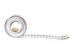 Centimeter. Measuring Tape. Royalty Free Stock Photography