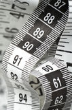 Centimeter With Numbers 90 And 60 Stock Image