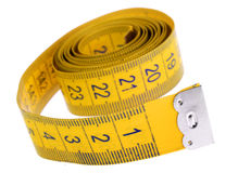 Centimeter tape Royalty Free Stock Photo