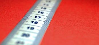 17 centimetri Immagini Stock