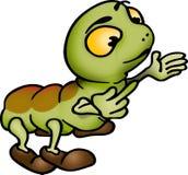 Centipede 01 Royalty Free Stock Photo