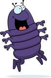 centipede doskakiwanie Zdjęcia Royalty Free