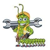 Centipede Mascot Stock Images