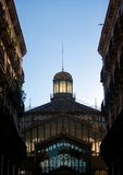Centímetro cúbico carregado EL Barcelona Fotos de Stock Royalty Free