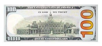 Cento dollari Bill Immagini Stock Libere da Diritti