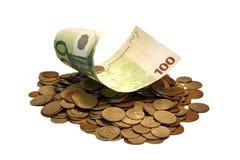 Cento euro Immagini Stock
