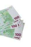Cento euro Banknots Immagine Stock