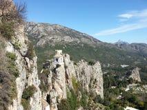 Montañas españolas Foto de archivo libre de regalías