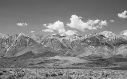 Centraal Californië Mopuntains royalty-vrije stock fotografie