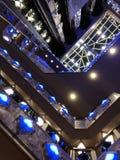 Centraal deel van een cruise stock fotografie