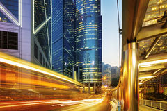 Centraal Hongkong royalty-vrije stock foto's