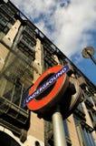 Centraal Londen, het Verenigd Koninkrijk, 29 September, 2012 Stock Afbeeldingen