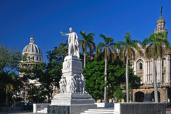 Centraal park Havana Stock Foto's