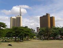 Centraal park, Nairobi stock foto's