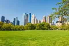 Centraal park, New York royalty-vrije stock afbeeldingen
